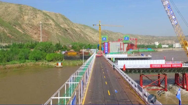 兰州市西固区柴家峡黄河大桥三标段项目BIM技术应用汇报