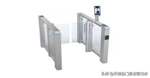 人脸闸机应用智能大厦、机场、车站、码头、校园、机关、智慧工地_3