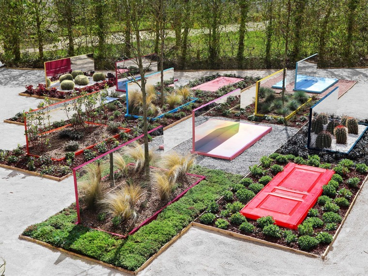 法国20道门花园