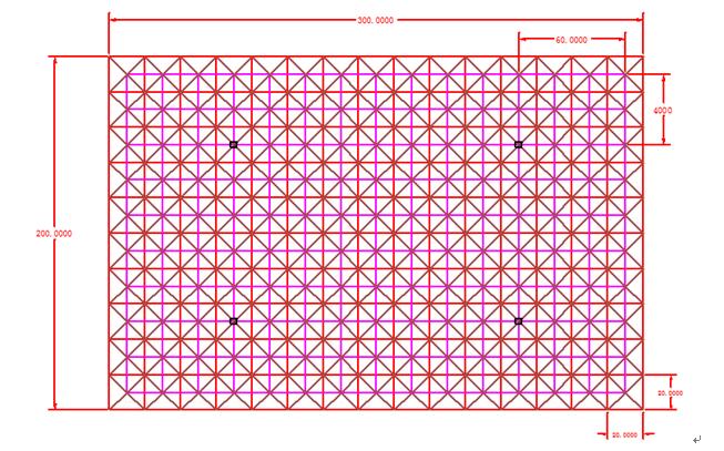 加油站网架结构毕业设计计算书