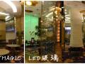 POLYMAGIC LED玻璃惊艳闪耀奢华韩国赌场