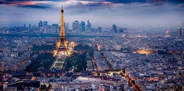 一届法国欧洲杯,近一个世纪的建筑史,球场外的风景怎能错过?