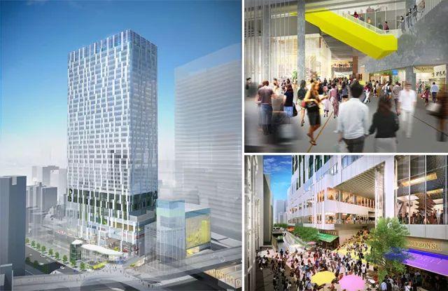 2020东京奥运会最大亮点:涩谷超大级站城一体化开发项目_50