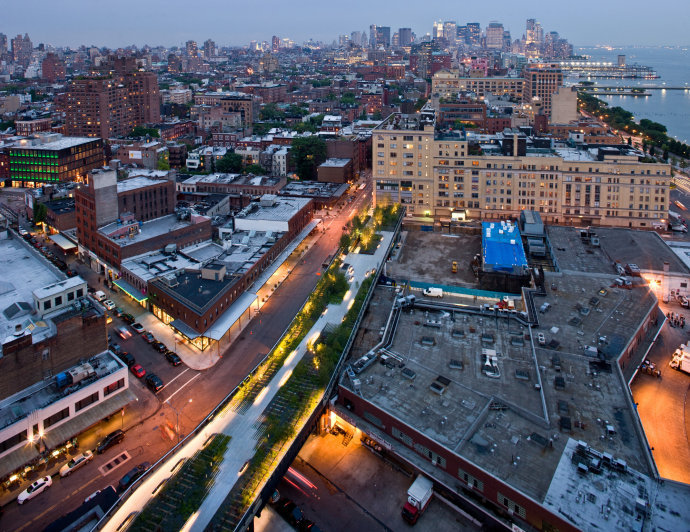 纽约高线公园三期_20