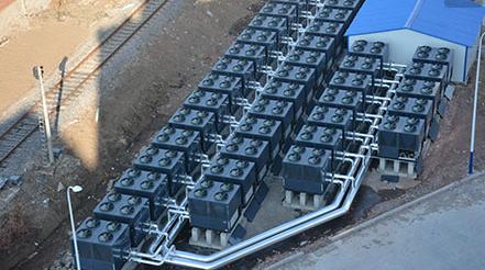 原生污水源热泵原理与优势