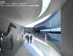 【四川】六层美术馆建筑设计方案文本(含cad,ppt)
