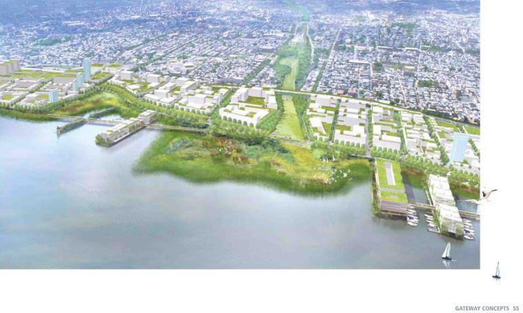 [国外]肯辛顿河流景观规划设计方案(英文版)|NKCDC