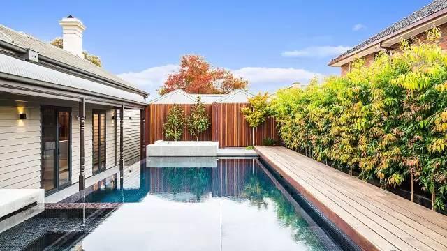 赶紧收藏!21个最美现代风格庭院设计案例_13