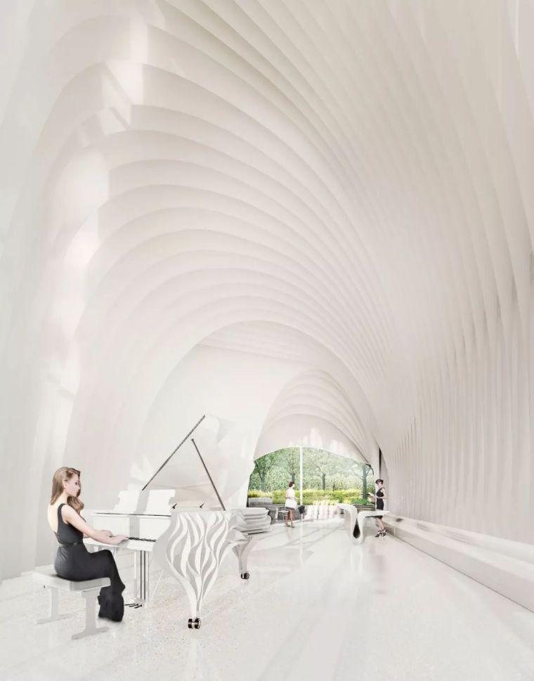 一栋住宅十年设计,这可能是世界上最梦幻的公寓楼_17