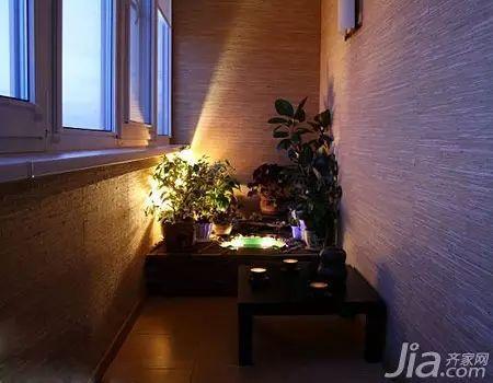 """158款·精致阳台改造案例,小阳台也有""""花园梦""""!_62"""