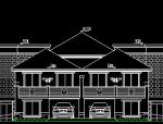 山体别墅北入口全套施工图