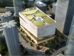 [深圳]地标性综合性商业建筑设计方案文本(含美术电影院)