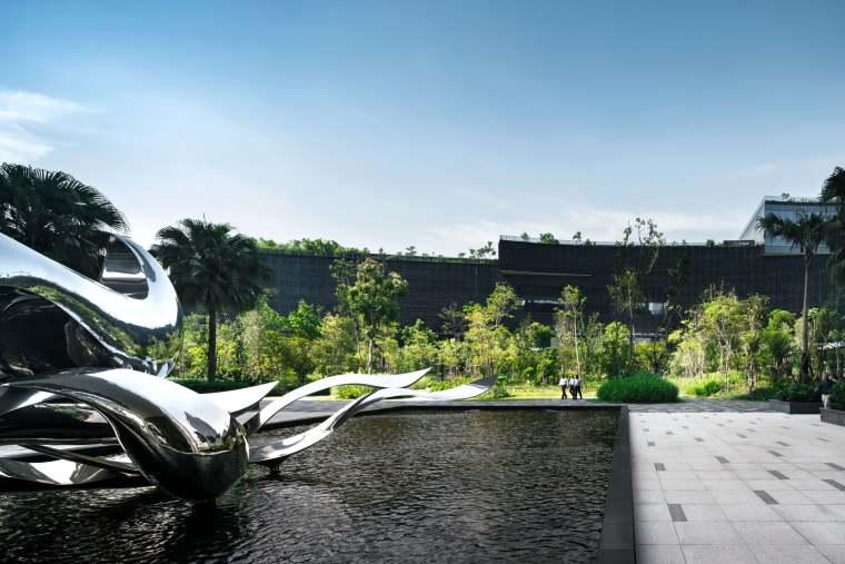 新加坡Comtech商业园区景观-9