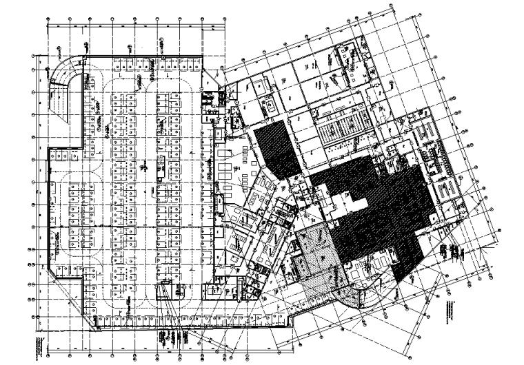 安徽芜湖五星级酒店项目机电设备施工图