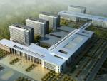 [河南]林州市人民医院建筑设计方案