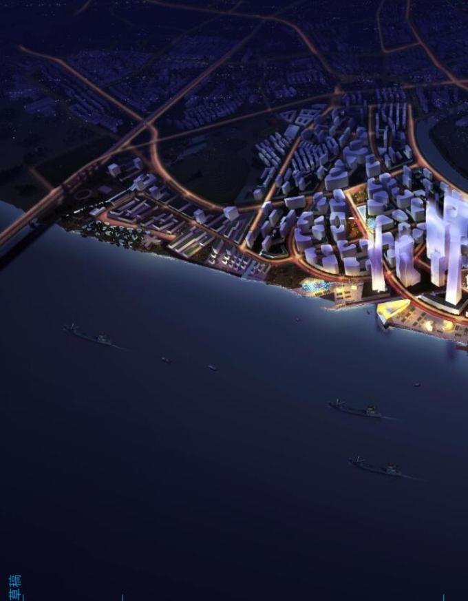 [江苏]滨江项目城市设计概念方案国际征集作品_4