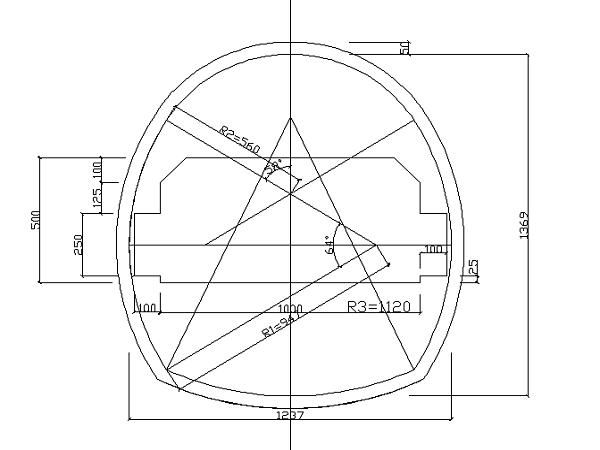隧道工程课程设计(Word版,共23页)