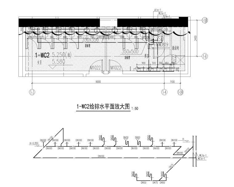 [广东]深圳某超高层建筑给排水施工图_4