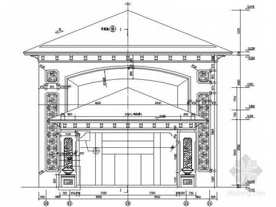 [合集]欧式建筑构件节点详图