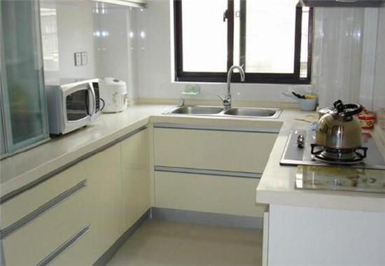 功能齐全又不挤,小户型厨房设计这样做的实用性!