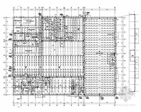 [江苏]丙类联合厂房给排水施工图