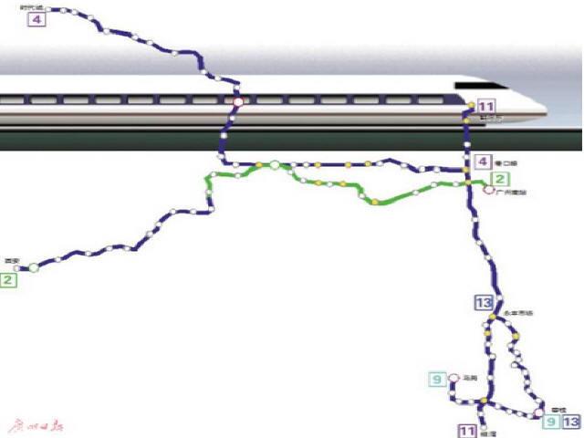 广东佛山明年开建5条地铁线,投资过千亿