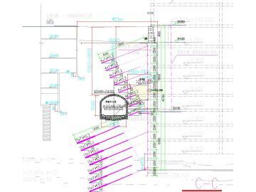 超高层建筑41米高基坑边坡支护初步设计(附勘察报告)