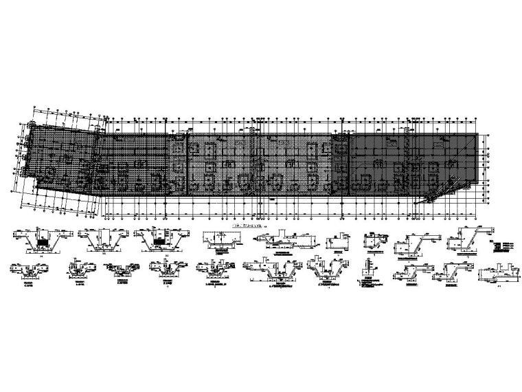 四川甘孜城市综合体项目住宅结构施工图