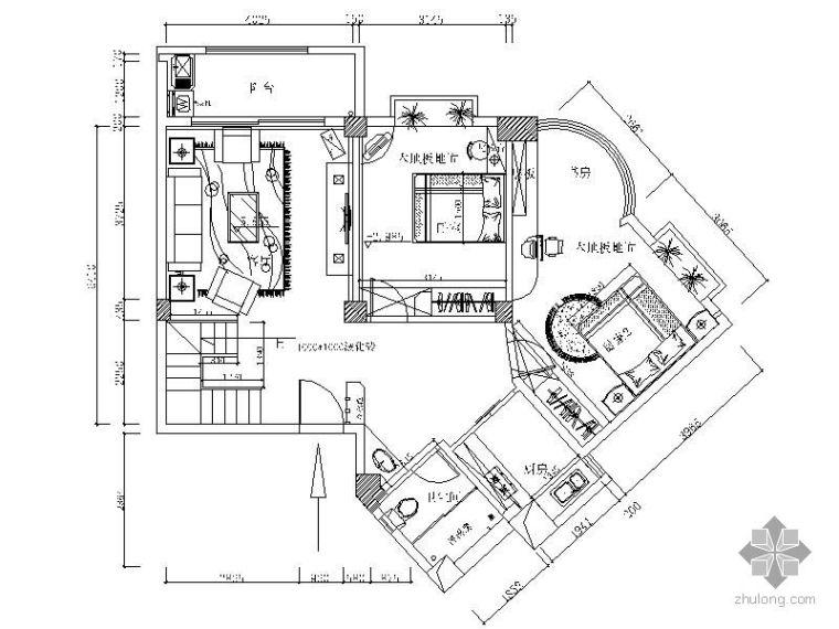 [厦门]楼中楼设计方案(含效果)Ⅰ_1