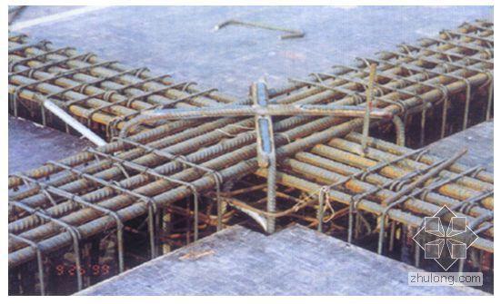 四川某砖混结构多层住宅群施工组织设计(平面布置图)