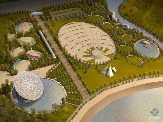 [滨洲]某科技馆规划及建筑概念方案设计
