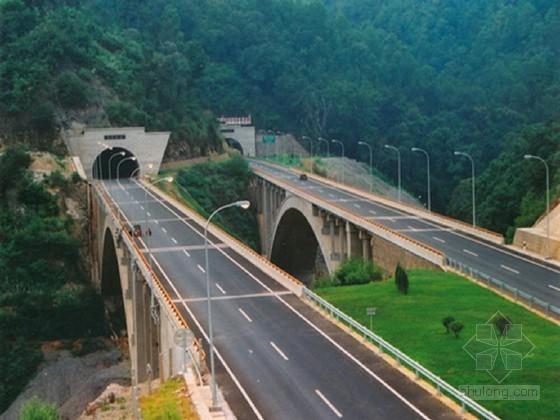 上下行线分离式隧道实施性施组设计(新奥法 湿喷工艺)