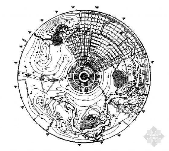土坡泡沫垫层详图