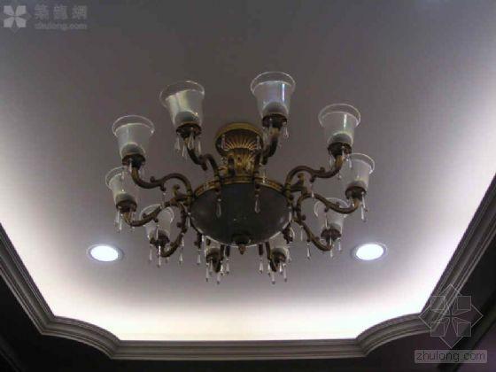 某三室两厅套间装修方案图