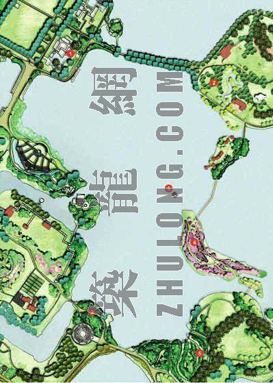 南京玄武湖景区详细规划(三)