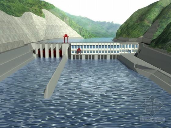 18MW径流式水电站可行性研究报告