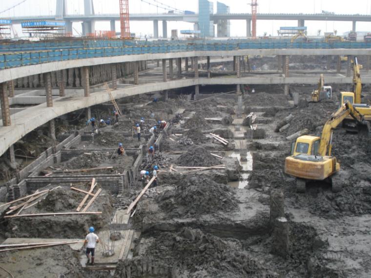 [浙江]深层水泥搅拌桩土石方专项施工方案