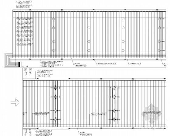 [安徽]桥梁景观照明工程图纸