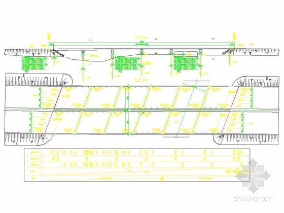 [江苏]空心板梁桥全套施工图设计38张