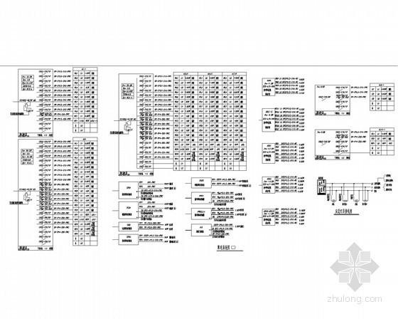 医院一类高层建筑全套电气施工图87张