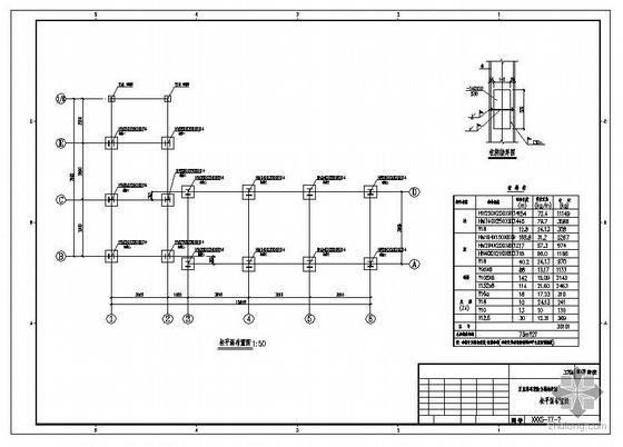 某反应塔和布袋除尘器结构图