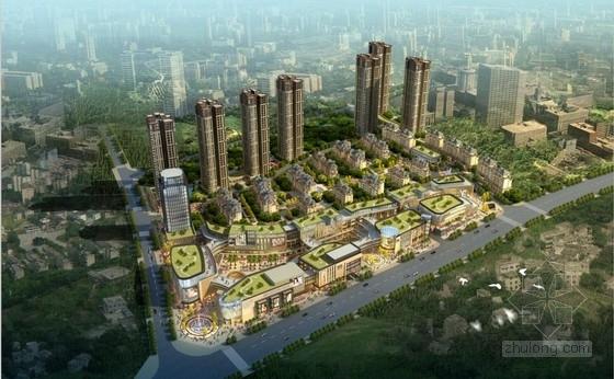 [重庆]高层塔楼式住宅楼建筑设计方案文本