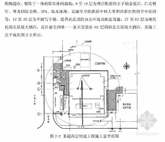 [硕士]某超高层续建工程施工项目总承包管理的研究[2010]