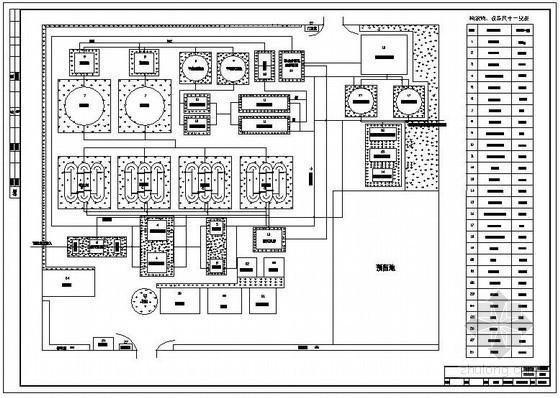 [学士]深圳某镇污水处理厂课程设计