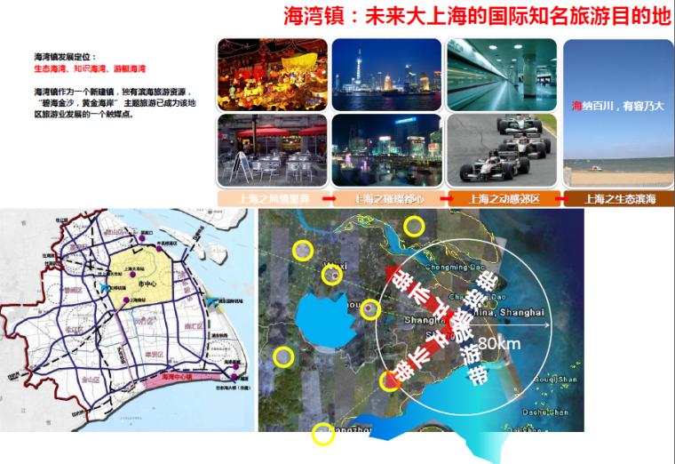 海湾镇综合开发项目概念规划设计