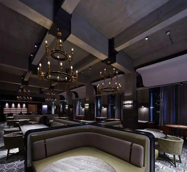 """灯光设计对酒店有多重要?来看看这个""""巢""""_12"""