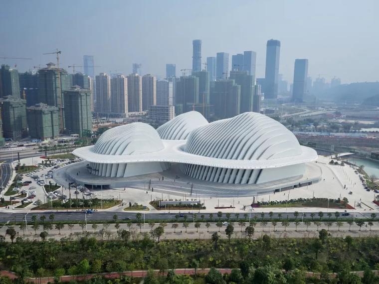 为南宁市提供高品质的文化场所-广西文化艺术中心,南宁_2