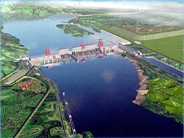 水利水电工程技术术语 --水利水电工程施工