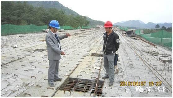 桥面铺装混凝土施工技术图文,完美还原施工现场