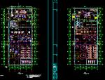 框架结构厂房图纸